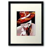 To Your Beauty Hybrid Framed Print