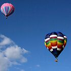 Ascending Balloons by Gene Walls