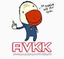 AVKK Pingin Off My Dial Unisex T-Shirt