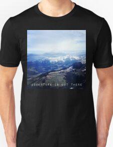 Alpine Affection - Adventure Unisex T-Shirt