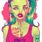 Zombie Del Rey by Kelly Guillory