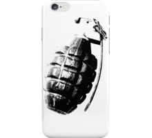 MK2 Fragmentation Grenade iPhone Case/Skin
