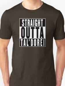 Critical Role - Straight Outta Tal'Dorei T-Shirt