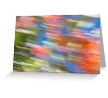 Desert Flower Impressionist No 2 Greeting Card