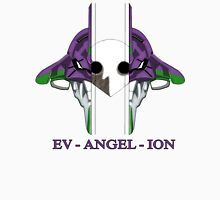 Evangelion 01 mask Unisex T-Shirt