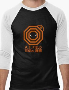 A.T. Field Men's Baseball ¾ T-Shirt