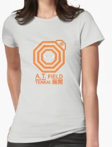 A.T. Field Womens Fitted T-Shirt