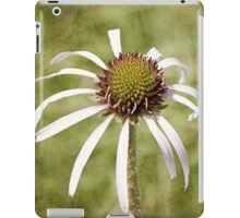 Cone Flower iPad Case/Skin