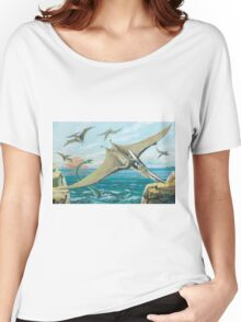 Pteranodon Women's Relaxed Fit T-Shirt
