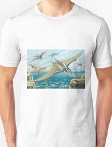 Pteranodon Unisex T-Shirt