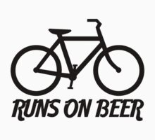 Runs on Beer by Jeff Clark