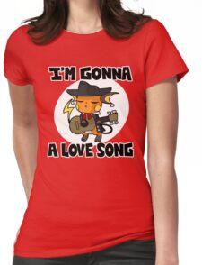 I'm Gonna Raichu a Love Song Womens Fitted T-Shirt