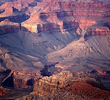 Grand Canyon Evening Interior by Michael Kirsh