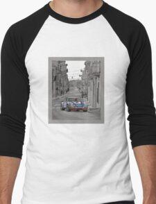 Martini Porsche Men's Baseball ¾ T-Shirt
