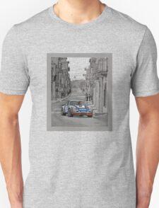 Martini Porsche Unisex T-Shirt