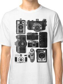 Retro Cameras Classic T-Shirt