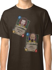 BB hearthstone jesse and walter Classic T-Shirt
