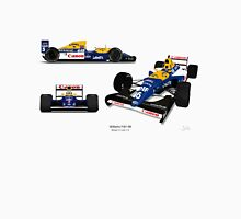 Williams FW14B - Mansell and Patrese Unisex T-Shirt