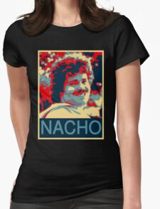 Nacho Womens Fitted T-Shirt