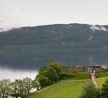 Castle Urquhart by Kaye Stewart