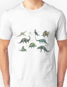 Dinosaur montage T-Shirt