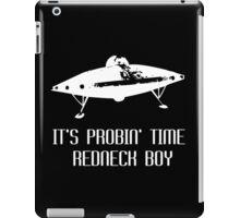 Probin' Time iPad Case/Skin