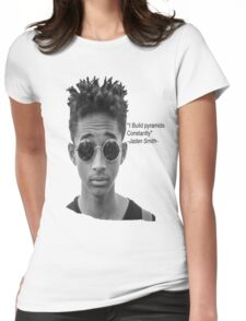 Jaden Smith quote #2 Womens Fitted T-Shirt