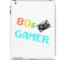 80s Gamer Cassette iPad Case/Skin