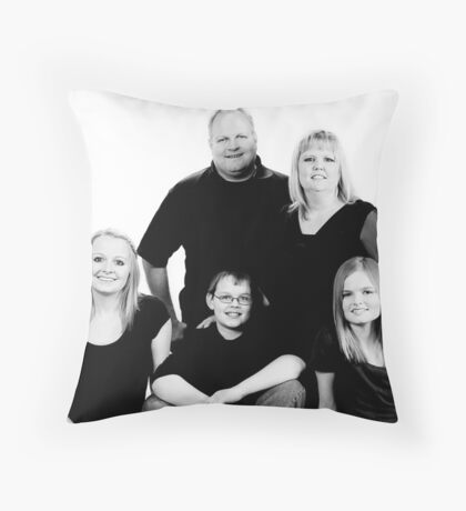 Ask your local Gentry...  Throw Pillow