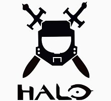 Halo spartan logo Unisex T-Shirt