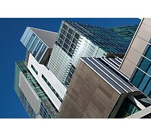 Perth City Library Office Tower Photographic Print