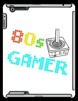 80s Gamer Joystick by babydollchic