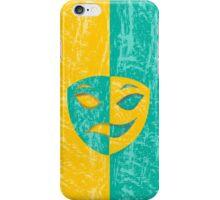 Sad happy 2 iPhone Case/Skin