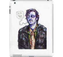 Ghost Howard iPad Case/Skin