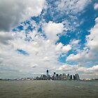 New York Skies by kbrimson