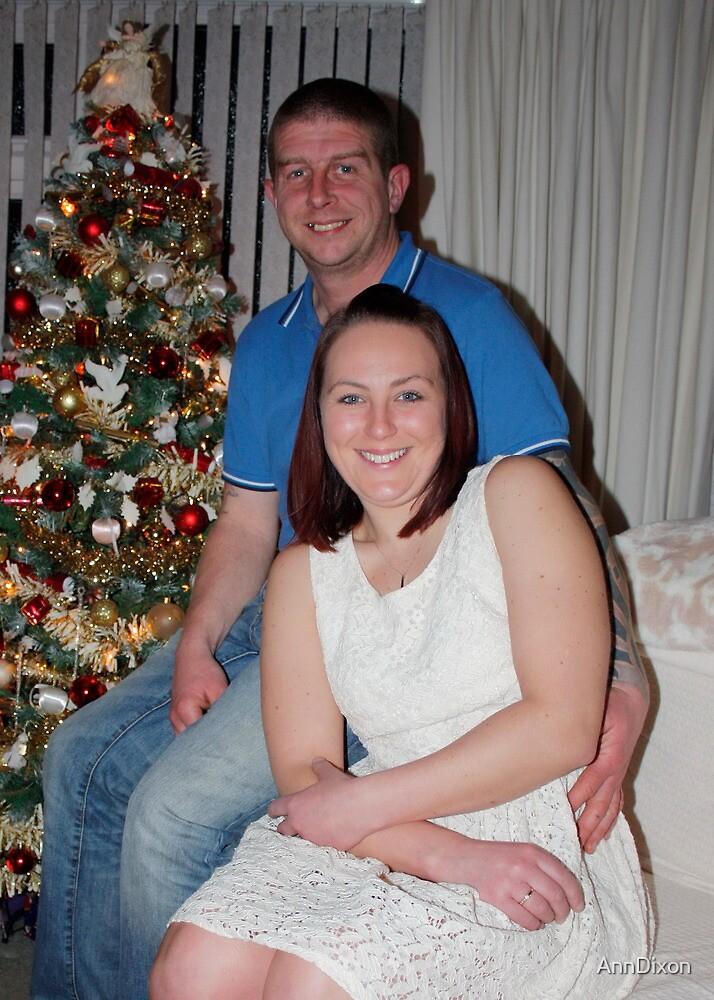 My Son Gareth & Maria's Engagement Announcement by AnnDixon