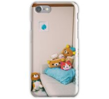 Cute Japanese Living Room iPhone Case/Skin