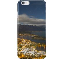 Queenstown from the top iPhone Case/Skin