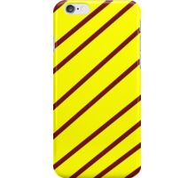 Yellow Lines iPhone Case/Skin