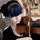 Raw Violin Talent by StreetScenes