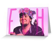 Jontron - ECH! Greeting Card
