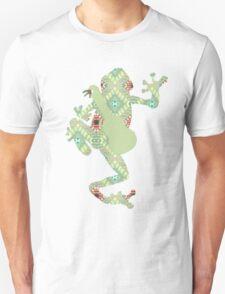 Troubadour Frog Unisex T-Shirt