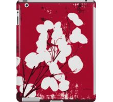 Money Plant Red iPad Case/Skin