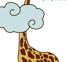 Kirin the Giraffe Sticker