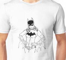 Batgirl Original Art Unisex T-Shirt
