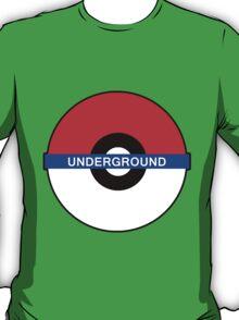 Pokemon Underground T-Shirt