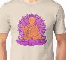 peace buddha in the sky Unisex T-Shirt