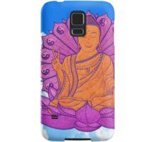 peace buddha in the sky Samsung Galaxy Case/Skin