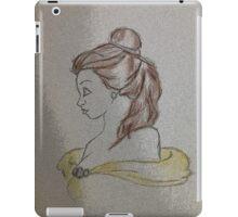 Princess Belle iPad Case/Skin