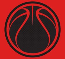 Basketball Graphic Design - Black by cpotter